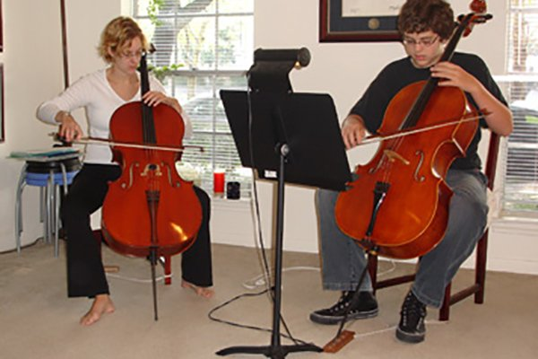 Music Development Program for Advanced Cello