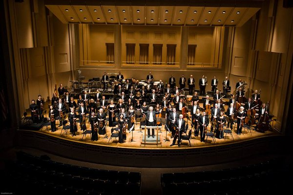 Oregon Symphony May 20-22nd